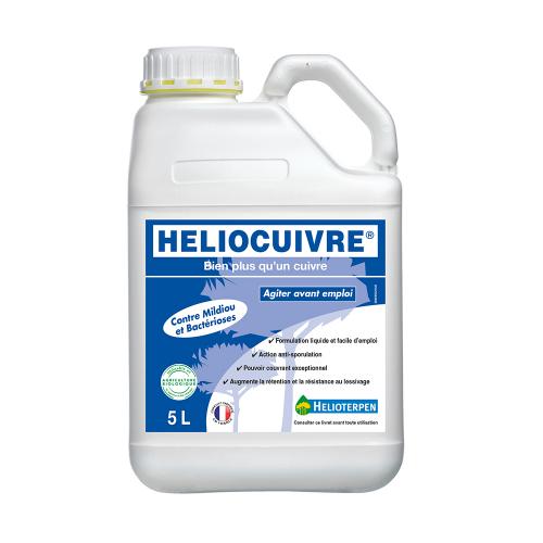 Produit HELIOCUIVRE ®