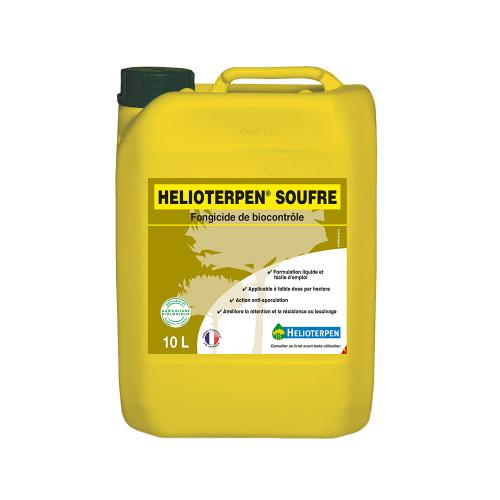 Produit HELIOTERPEN® SOUFRE