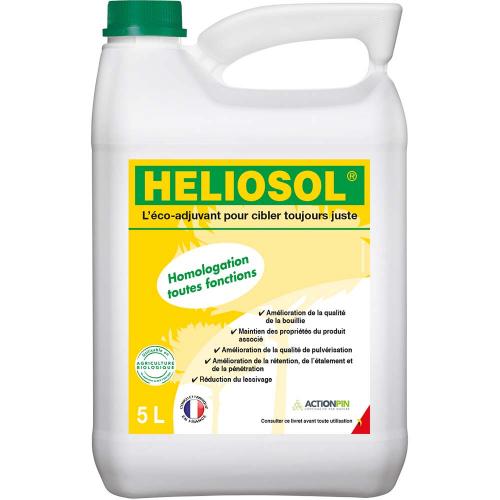 Produit HELIOSOL <sup>®</sup>
