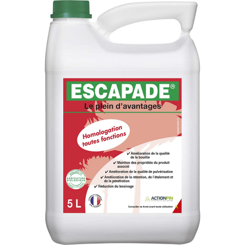 Produit ESCAPADE ®