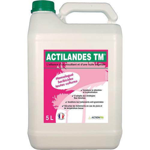 Produit ACTILANDES TM ®